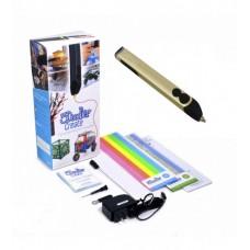 Профессиональная 3D-ручка 3Doodler Create - ЗОЛОТАЯ