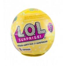 Игровой набор с шармом L.O.L. S3 - СЮРПРИЗ
