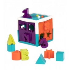 Розвиваюча Іграшка-Сортер - Розумний Куб new