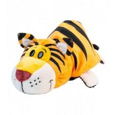 Мягкая игрушка с пайетками 2 в 1 - ZooPrяtki - СЛОН-ТИГР (30 cm)