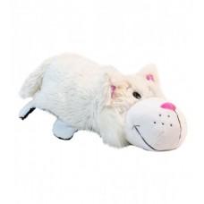 Мягкая игрушка с пайетками 2 в 1 - ZooPrяtki - ЛАБРАДОР-КОТ (30 cm)