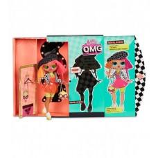 Игровой набор с куклой L.O.L. SURPRISE! серии O.M.G.