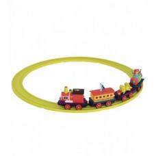 Игровой набор с железной дорогой - БАТТАТОЭКСПРЕСС S2