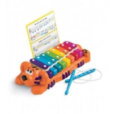 Развивающая музыкальная игрушка - ТИГРЕНОК-КСИЛОФОН: ДВА В ОДНОМ