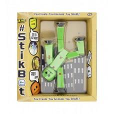 Фигурка для анимационного творчества STIKBOT S2 (зеленый)