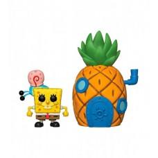 Набор игровых фигурок FUNKO POP! серии Губка Боб