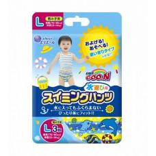 Трусики-подгузники для плавания Goo.N для мальчиков (L, 9-14 кг)
