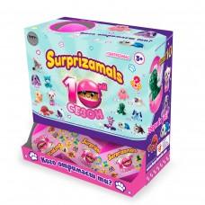 Мягкая игрушка-сюрприз в шаре SURPRIZAMALS S10