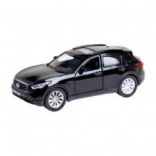 Автомодель - INFINITI QX70 (черный, 1:32)