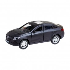 Автомодель - MERCEDES-BENZ GLE COUPE (черный, 1:32)
