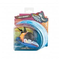 Фінгерборд З Фігуркою Shreddin' Sharks - Killa Whaves