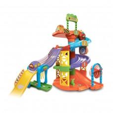 Игровой набор серии игрушек Бип-Бип Toot-Toot Drivers от бренда VTech!