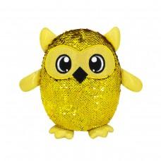 Мягкая игрушка с пайетками SHIMMEEZ S3 - СОВА ОКЛИ