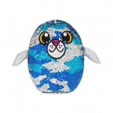 Мягкая игрушка с пайетками SHIMMEEZ S3 - ТЮЛЕНЬ ДЖЕННИ