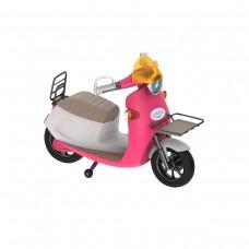 Радиоуправляемый скутер для куклы BABY BORN (свет)