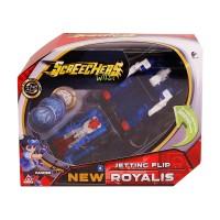 Машинка-трансформер Screechers Wild! S2 L2 - Рояліс