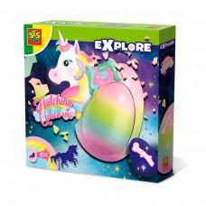 Іграшка, що зростає, - Єдиноріг в яйці