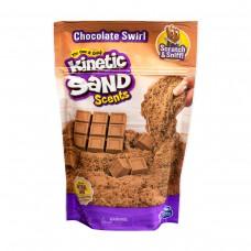 Пісок для дитячої творчості з ароматом - Kinetic Sand Гарячий шоколад