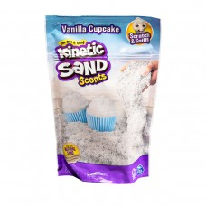 Пісок для дитячої творчості з ароматом - Kinetic Sand Ванільний капкейк