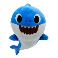 Интерактивная мягкая игрушка BABY SHARK – ПАПА АКУЛЕНКА