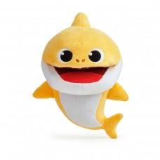 Интерактивная мягкая игрушка на руку BABY SHARK с изменением темпа воспроизведения – МАЛЫШ АКУЛЕНОК
