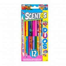 Набір ароматних олівців - Подвійні веселощі