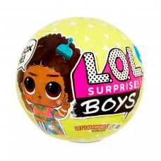 Ігровий набір з лялькою L.O.L. Surprise! S3 - Хлопчики