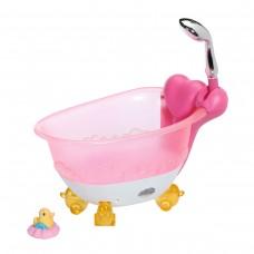 Автоматическая ванночка для куклы BABY BORN - ЗАБАВНОЕ КУПАНИЕ (свет, звук)