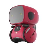 Інтеракт. робот з голосовим керуванням – AT-Rоbot (черв., укр.)