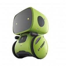 Інтеракт. робот з голосовим керуванням – AT-Rоbot (зелен., укр.)