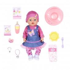 """Лялька Baby Born серії Ніжні обійми"""" - Джинсовий Лук"""""""