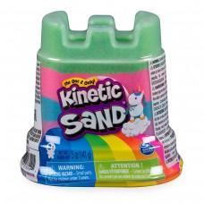 Песок для детского творчества - KINETIC SAND МИНИ-КРЕПОСТЬ (разноцветный, 141 g)
