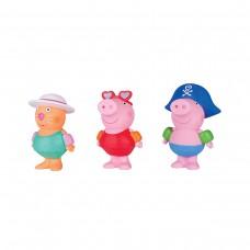 Набір іграшок-бризкунчиків - Друзі Пеппи