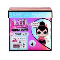 """Ігровий набір з лялькою L.O.L. Surprise! серії Furniture"""" - Перчинка"""""""