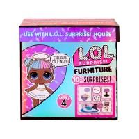 """Ігровий набір з лялькою L.O.L. Surprise! серії Furniture"""" - Леді-Цукор"""""""