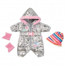Набор одежды для куклы BABY BORN - ЗИМНИЙ КОСТЮМ ДЕЛЮКС