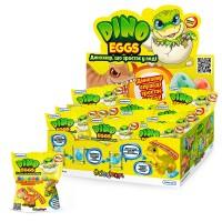 Іграшка, що зростає, в яйці «Dino Eggs» - Динозаври (12 шт., в дисплеї)
