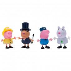 Набір фігурок Peppa - Друзі Пеппи, професії