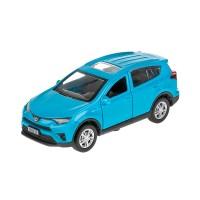 Автомодель - TOYOTA RAV4 (синій)