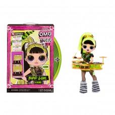 """Ігровий набір з лялькою L.O.L. Surprise! серії O.M.G. Remix Rock"""" - Леді-Ритм"""""""