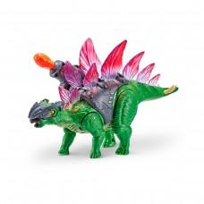 Інтерактивна іграшка Robo Alive - Бойовий Стегозавр