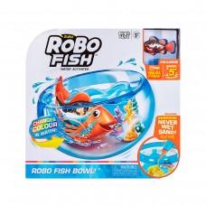 Інтерактивний ігровий набір Robo Alive - Роборибка в акваріумі