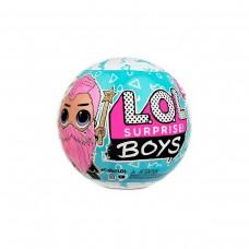 Ігровий набір з лялькою L.O.L. Surprise! S7 – Хлопчики