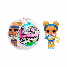 """Ігровий набір з лялькою L.O.L. Surprise! серії All StarSports"""" W1 – Літні ігри"""""""