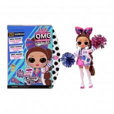 """Ігровий набір з лялькою L.O.L. Surprise! серії O.M.G.Sports Doll"""" – Леді-Чирлідер"""""""