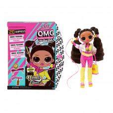 """Ігровий набір з лялькою L.O.L. Surprise! серії O.M.G.Sports Doll"""" – Гімнастка"""""""