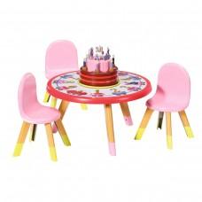 """Набір меблів для ляльки Baby Born серії День Народження"""" - Вечірка з тортом"""""""