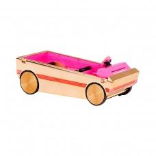 Машинка для ляльки  L.O.L. Surprise! 3 в 1 - Вечіркомобіль
