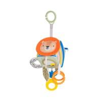 Розвиваюча іграшка-кубик колекції Савана - Веселі Звірята