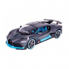 Автомодель - Bugatti Divo (темно-сірий, 1:18)